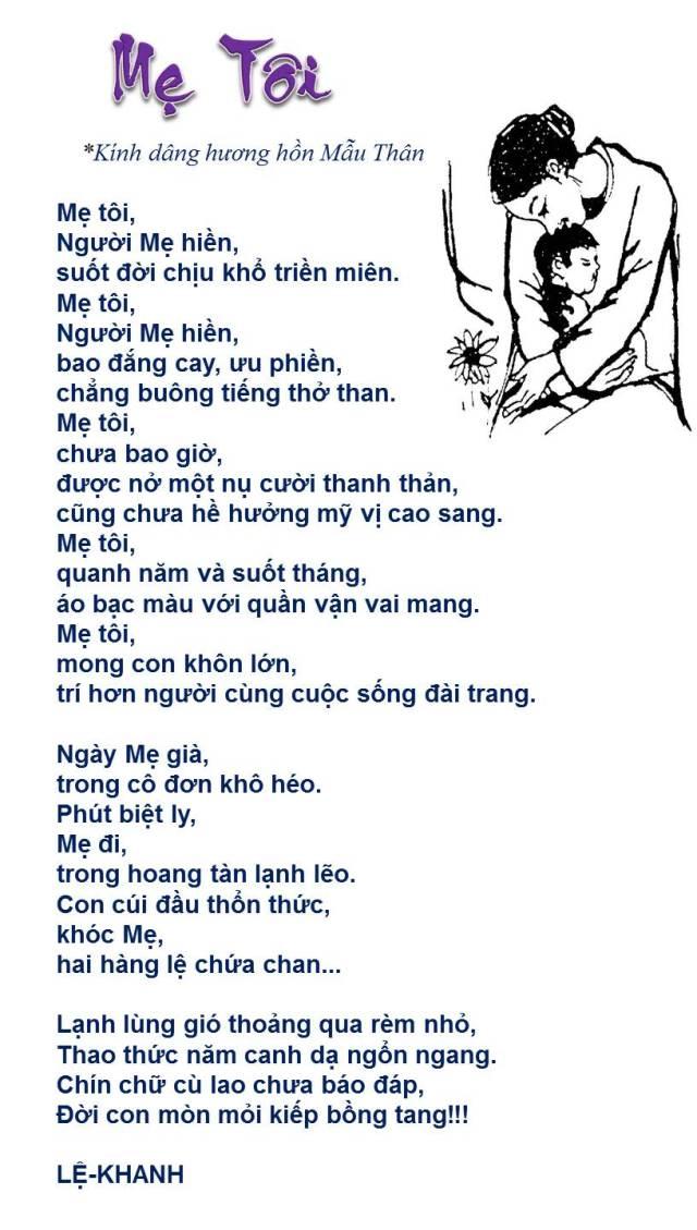 Me toi_ Tho Le Khanh