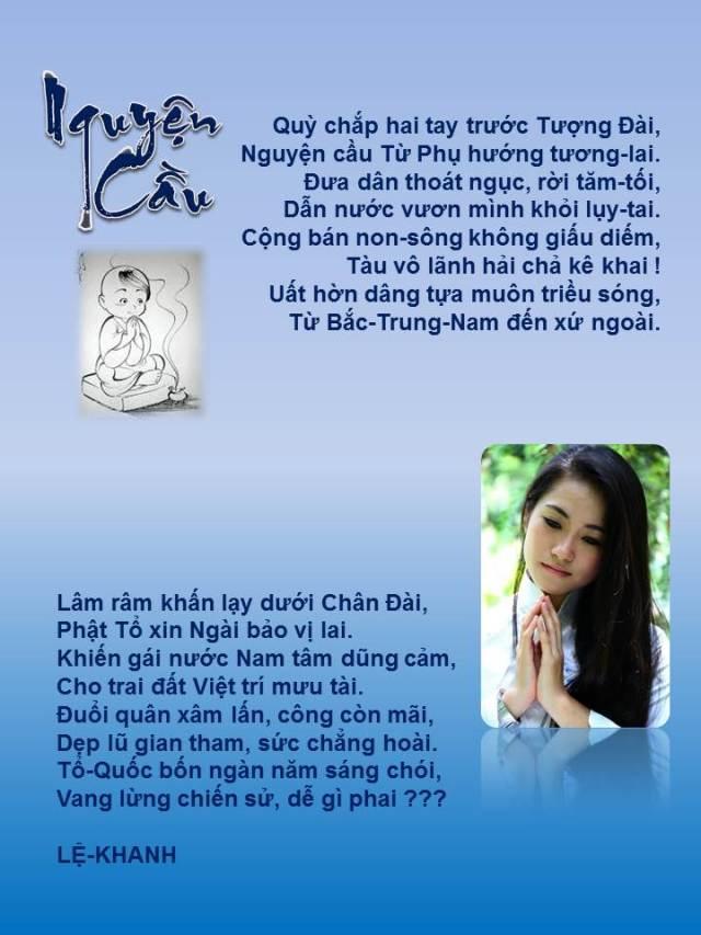 Nguyen cau_ Le Khanh