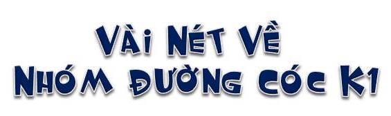 Vai net ve Nhom Duong Coc K1