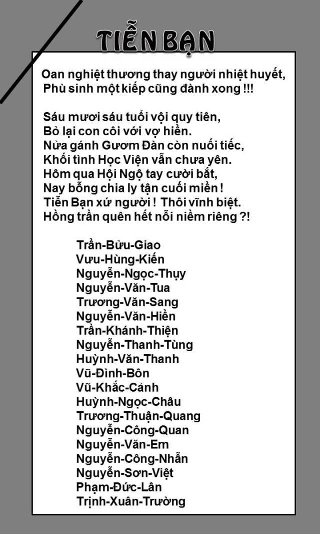 Tien Ban_ LK