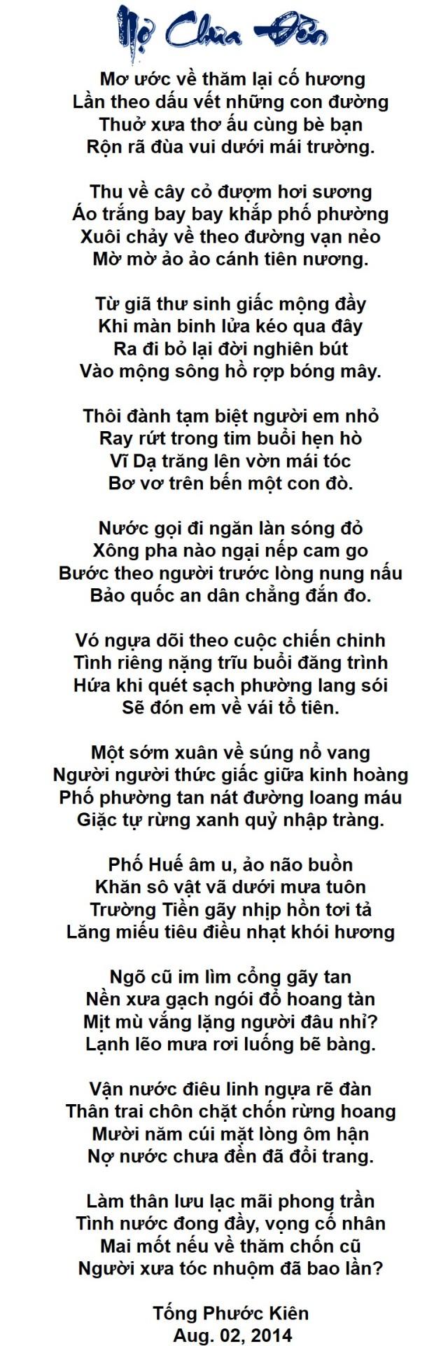 NỢ CHƯA ĐỀN_TPK
