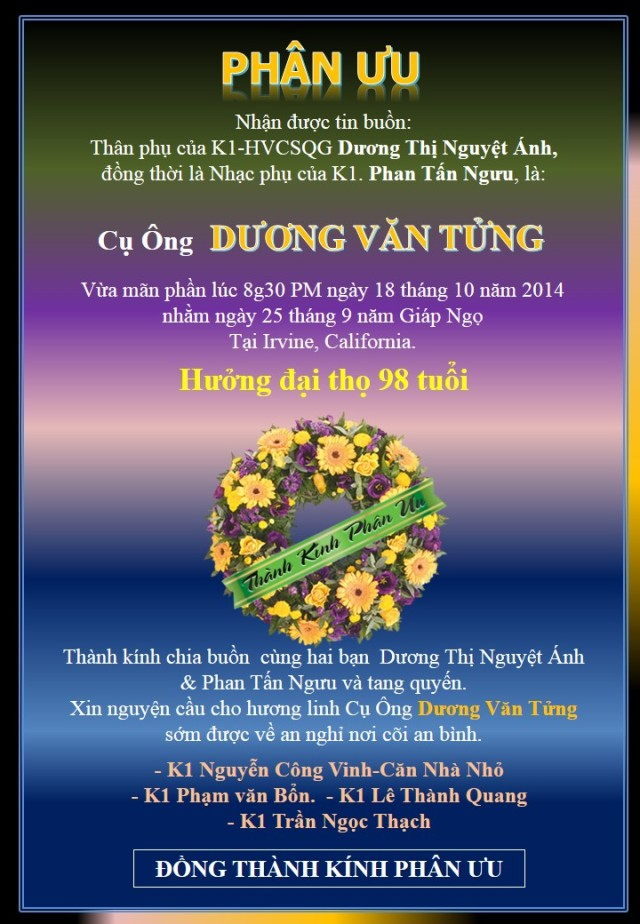 Phan uu Vinh- Bon- LT Quang