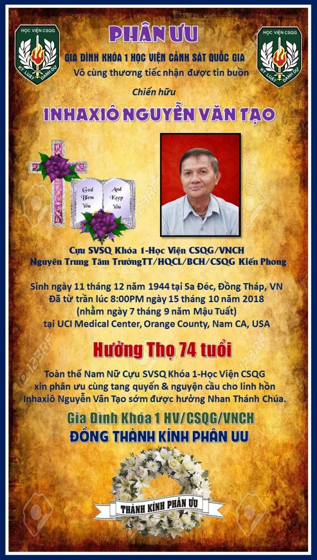 Nguyen van Tao