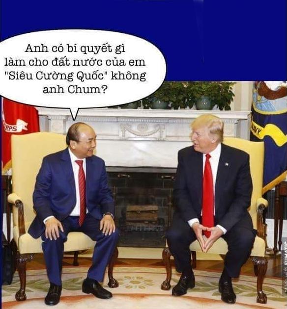 Trump n Phuc