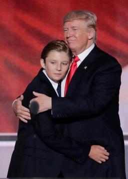 Trump n Son