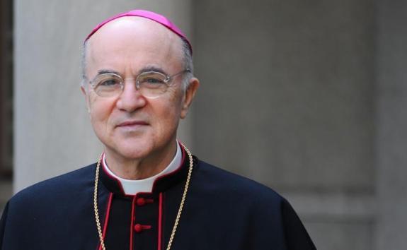 Bức thư đầy mãnh lực của Đức Tổng Giám mục Viganò gửi Tổng thống ...