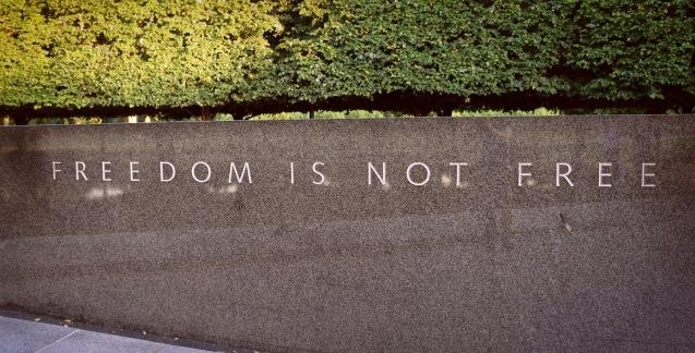 Sài's blog: Tự do không miễn phí