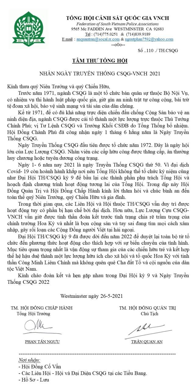 Tong hoi